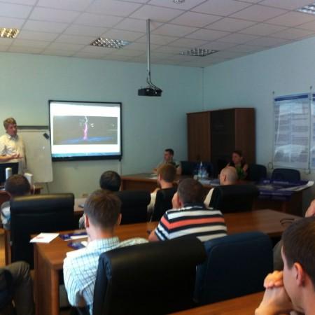 Технические семинары в Красноярске