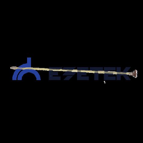 Держатель изолированного токоотвода 750 мм