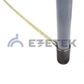 Держатель изолированного токоотвода 500 мм