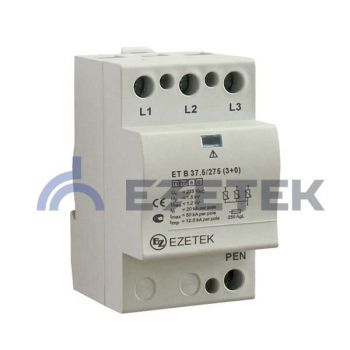 Защита фотоэлектрических систем (I + II Класс)