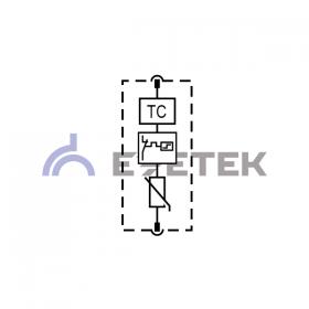 УЗИП EZ С 50/1000 Y PV TC (Сменный модуль)