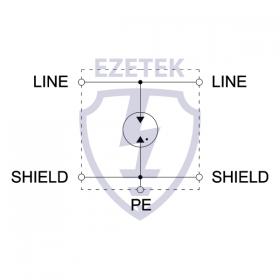 УЗИП ZKO 90 F75/FF