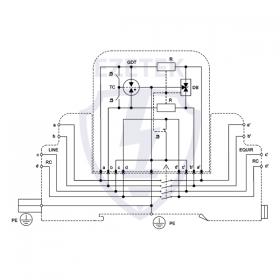 УЗИП RZC 12 (Сменный модуль)