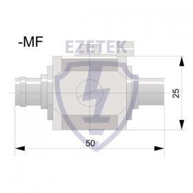 УЗИП ZKO 180 F75/MF