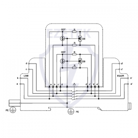 УЗИП IMD 2-12 (Сменный модуль)